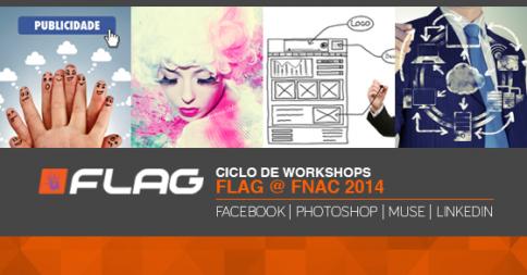 Workshops FLAG @ FNAC 2014