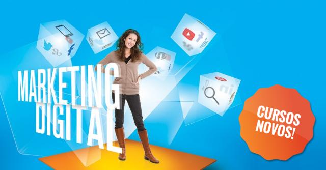 Cursos Novos Marketing Digital
