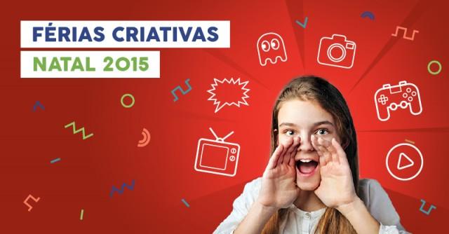 Férias Criativas Natal 2015