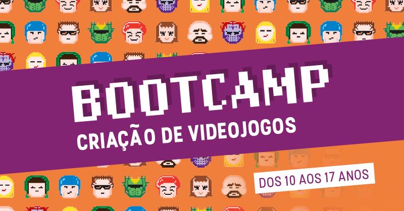 Bootcamp Criação de Videojogos