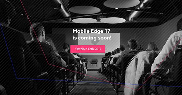 Mobile Edge 2017